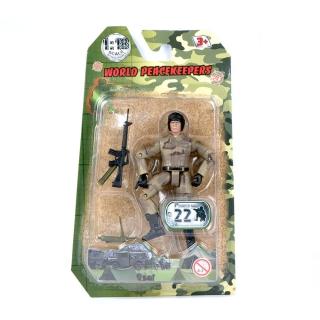 World Peacekeeper 1:18 Action Figure Sets