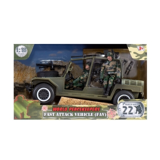 World Peacekeeper 1:18 FAST ATTACK VEHICLE