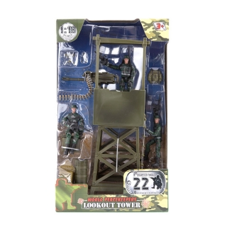 World Peacekeeper 1:18 LOOKOUT TOWER
