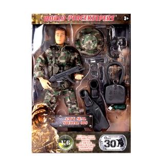 World Peacekeeper 1:6 NAVYSEAL / Action Figure