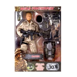 World Peacekeeper RANGER / Action Figure