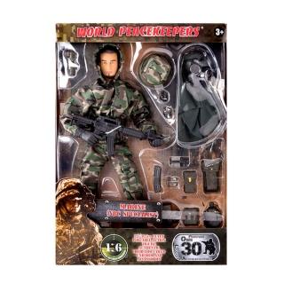 World Peacekeeper 1:6 MARINE / Action Figure