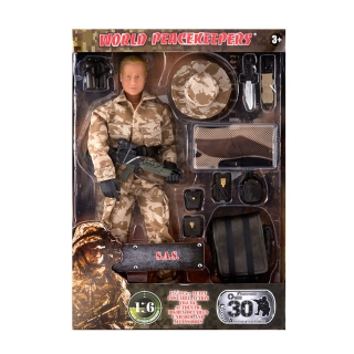 World Peacekeeper 1:6 S.A.S. / Action Figure