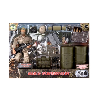 World Peacekeeper 1:6 DELTA FORCE PLAYSET