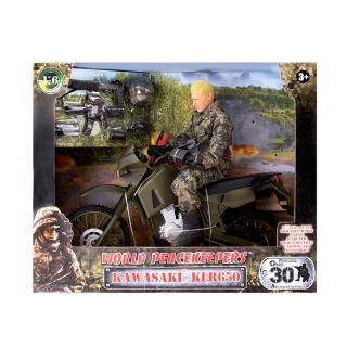World Peacekeeper 1:6 KAWASAKI KLR650