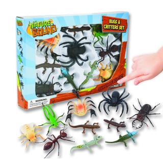Nature Bound, Bugs & Critters 10 Piece Set