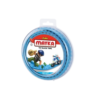 MAYKA Toy Block Tape 1m2Stud / Light Blue