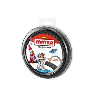 MAYKA Toy Block Tape 1m2Stud / Black