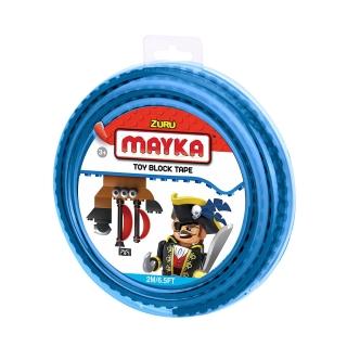 MAYKA Toy Block Tape 2m2Stud / Blue