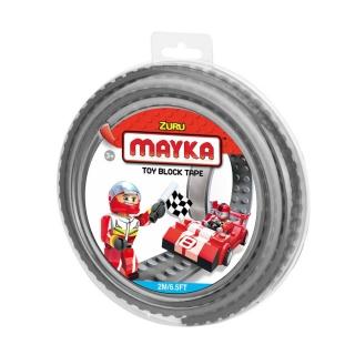 MAYKA Toy Block Tape 2m2Stud / Grey