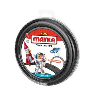 MAYKA Toy Block Tape 2m2Stud / Black