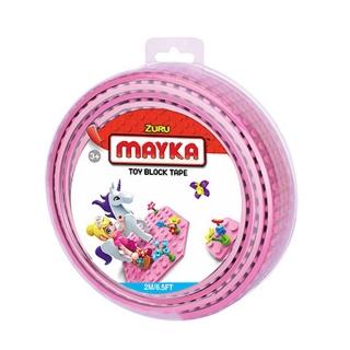 MAYKA Toy Block Tape 2m4Stud / Pink