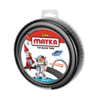MAYKA Toy Block Tape 2m4Stud / Black